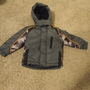 Boy's Winter Jacket - 2T