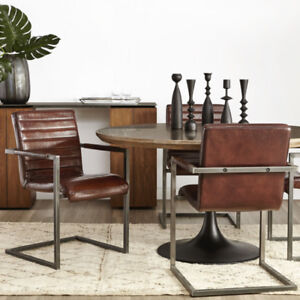 ELTE Lincoln Arm Chair (Set of 6)