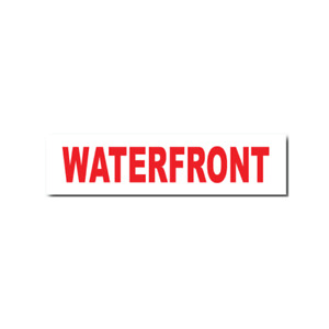 Waterfront home for rent, November 1st - April30th (Furnished)