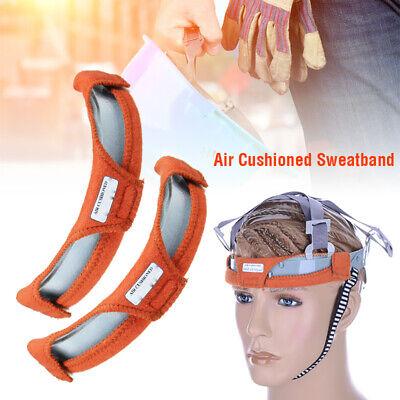 2pcs Sweatband Sweat Band Headgear Replacement For Hard Hat Cap Welding Helmet