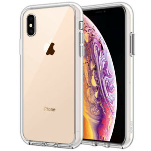 BNIB: JETech Case for Apple iPhone XS and iPhone X - Clear