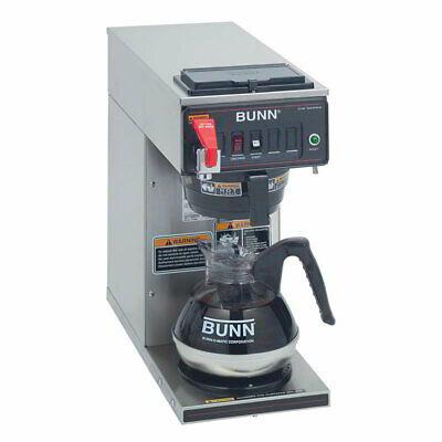 Bunn Cwtf15-1 Decanter Coffee Maker - Automatic 3 45 Galhr 120v 12950.0293