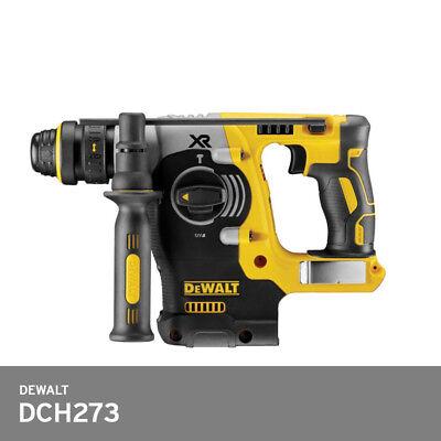 Dewalt Dch273kn 18v Hammer Drill Bl Motor Sds-plus 24mm 2.1j 7lbs Ups Bare Tool