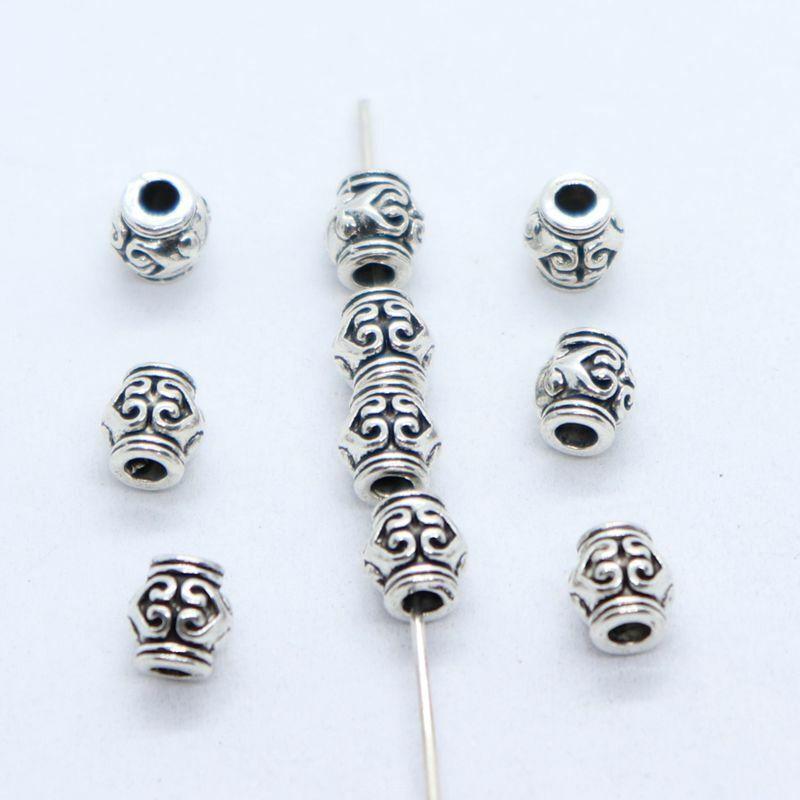 80//240pcs Tibetan Silver Heart Bracelet//Necklace//Earring Connectors Charms