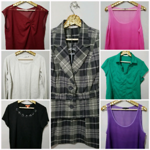 Womens size 14/16/XL Clothing Lot