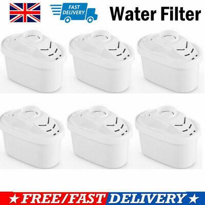6 Pack for BRITA MAXTRA Water Filter Jug Replacement Cartridges Refills UK
