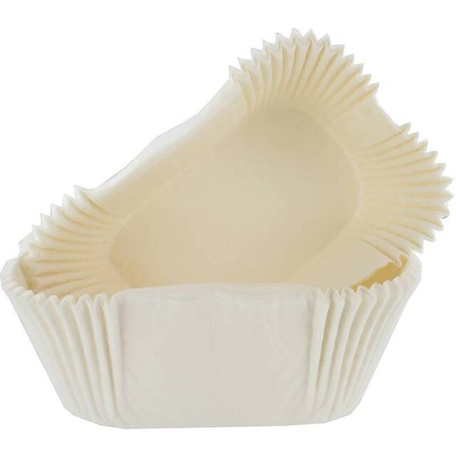 Wilton Petite Mini Loaf Baking White Paper Cup Liners Nonstick Easy Presentation