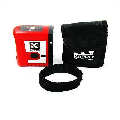 KAPRO 2-line Magnetic Self-leveling 862  Mini Cross Line Laser Infrared Level - Mini Magnetic Laser Level