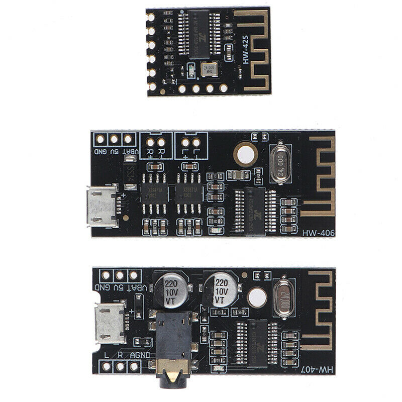 Stereo Bluetooth Module Module Amplif