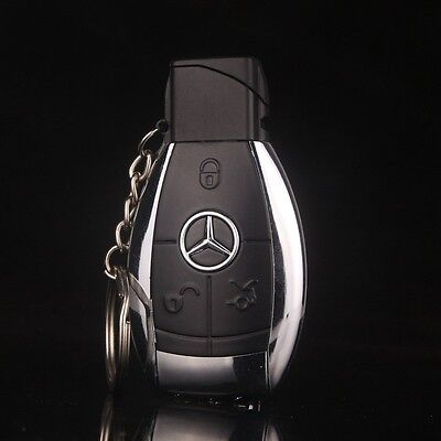 FEURZEUG  Mercedes-Benz Schlüssel-Design  schwarz Mit Geschenk Box online kaufen