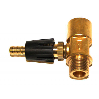 A-plus 8.904-234.0 400 Series Chemical Injector M X F Brass Acid-resistant Si