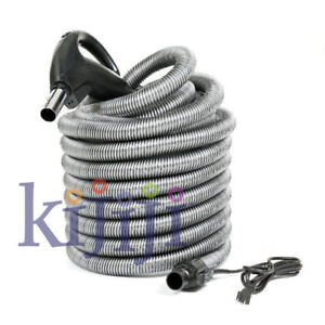 30 or 35 ft Central Vacuum, Electric Hose, Powerhead, and more!