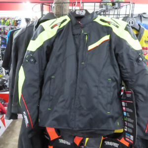 Oxford Estoril Waterproof Motorcycle Jacket 2 Colours