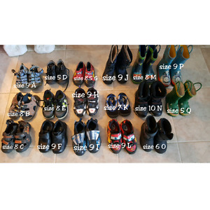 Boys and Girls Shoes/Boots