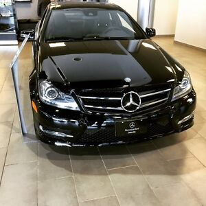 2015 Mercedes-Benz C-Class 350 Coupe (2 door) 4 Matic
