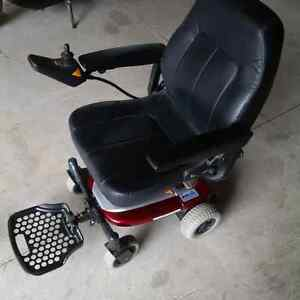 Power Chair----- Reduced Peterborough Peterborough Area image 2