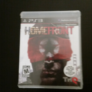 Homefront Playstation 3 New Game