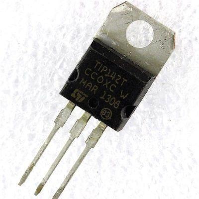 2 Pairs Tip142ttip147t Npn Pnp Transistors To-220 New