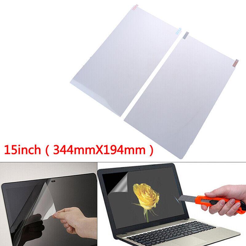 1 Stück 15 Zoll Monitor Laptop LCD Clear Screen Guard LED Schutzfolie AbdRSDE