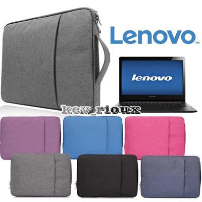 "For Various 10.1"" Lenovo Miix YOGA Carry Laptop Tablet Sleeve Pouch Case Bag"