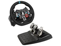 Logitech G29 Wheel, Pedals And Shifter £150 ono (used once, all items in box)
