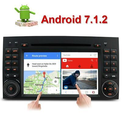 Android 7.1 DAB+ Mercedes Benz A/B Klasse Sprinter Vito Viano Autoradio GPS Navi