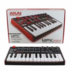 AKAI MPK MINI MK2 KEYBOARD, DRUM PADS AND CONTROLLER- SPRING SAL