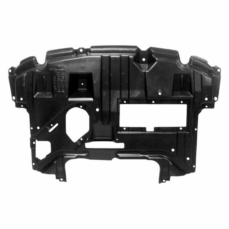 TO1228206 Make Auto Parts Manufacturing Lower Front Direct Fit Engine Cover Plastic For Toyota Prius 2012-2015