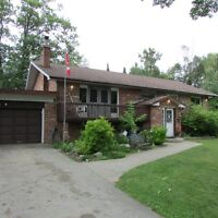 Great Family Home on Large Lot in Wasaga Beach