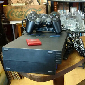 **CONSOLE PLAYSTATION 2**