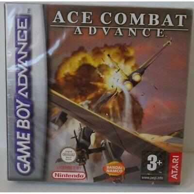 ACE COMBAT ADVANCE - GAME BOY ADVANCE -Nuevo Precintado