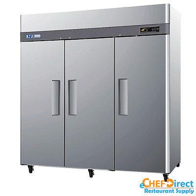 Turbo Air M3r72-3-n 78 3 Door Reach-in Refrigerator
