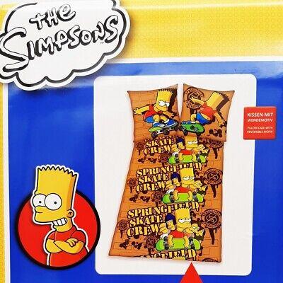 Herding The Simpsons Bettwäsche Set 70 x 90 / 140 x 200 cm 100% Baumwolle
