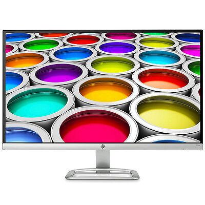 HP 27ea 27 Zoll Full HD LED-Monitor (X6W32AA) mit Lautsprechern VGA HDMI