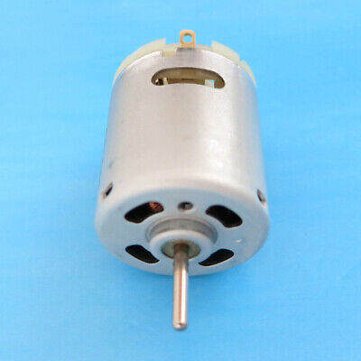 1pcs 365 Dc 6-12v 5000rpm Hobby Micro Motor For Diy Small Electric Drill Motor