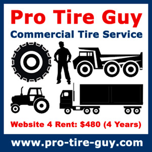COMMERCIAL TIRES - INDUSTRIAL TIRES - FARM TIRES