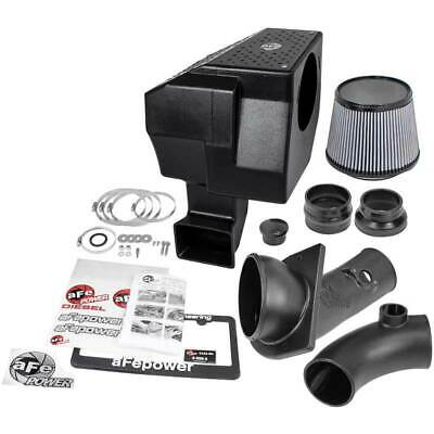 aFe Stg 2 Cold Air Intake Kit W/ Pro Dry S For 01-04 Duramax LB7 6.6L 2500/3500  Afe Air Intake System