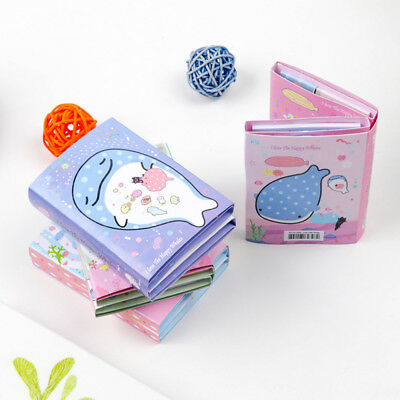 Sticky Notes Memo Pad Whale 6 Folding Memo Pad N Times Kawaii Stationery Notepad