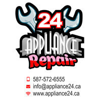 SAME DAY Appliance Repair & Installation Services  587-572-6555