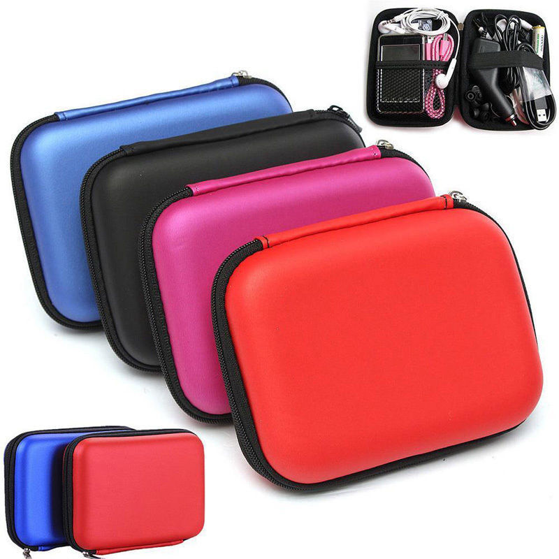 2.5″ External USB Hard Drive Disk HDD Cover Pouch Bag Carry Case For PC Laptop Cases, Covers & Skins