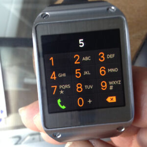 Samsung Galaxy Gear Smart Watch..is a Phone and Camera..plus..