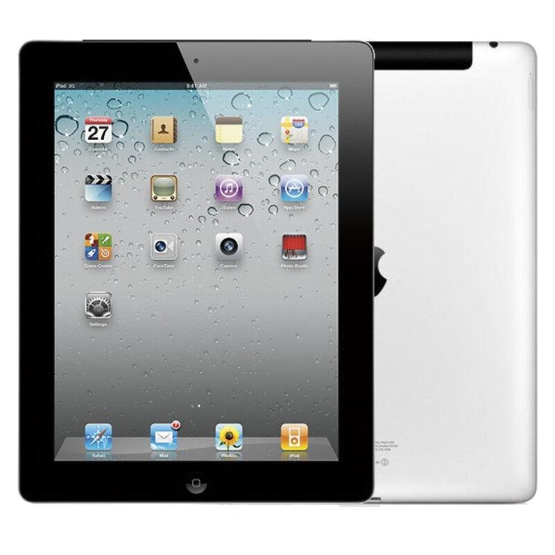 Apple iPad 2 - 32GB - Wi-Fi + 3G (Verizon) - 9.7in - Black