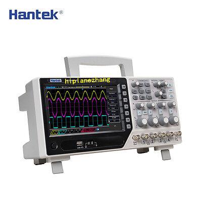 4ch 250mhz 1gss Oscilloscope Arbitrary Function Signal Generator 25mhz Usb 2in1