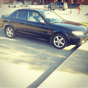 2002 Mazda Protege (AS IS)