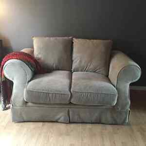 Sofa and love seat!