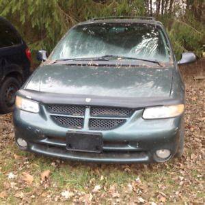 2000 Dodge Grand Caravan . Minivan, 2 vans For Sale