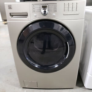 BLOWOUT SALES ON WASHER KENMORE MOD 796.40277900 WITH WARRANTY!