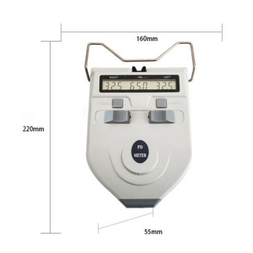 Medical Use Digital Pupillometer Pupillary Distance Meter PD Meter For Clinic US