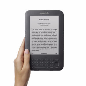 Kindle 3G/WIFI- Still available Great Xmas gift.