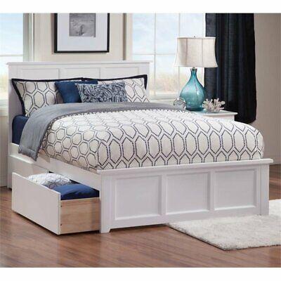 Atlantic Furniture Madison Urban Full Storage Platform Bed i